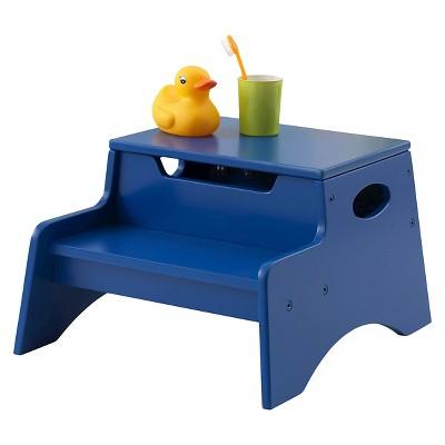 KidKraft Step 'N Store - Blue