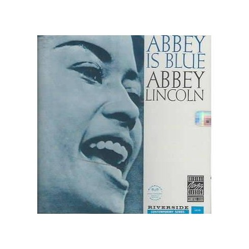 Abbey Lincoln - Abbey Is Blue (CD) - image 1 of 1