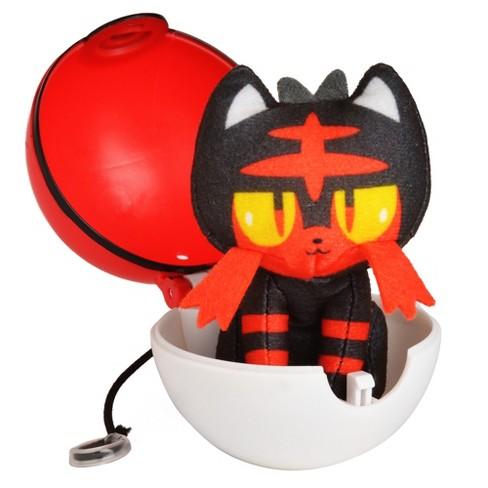 Pokemon Litten Pop Action Poke Ball - image 1 of 3