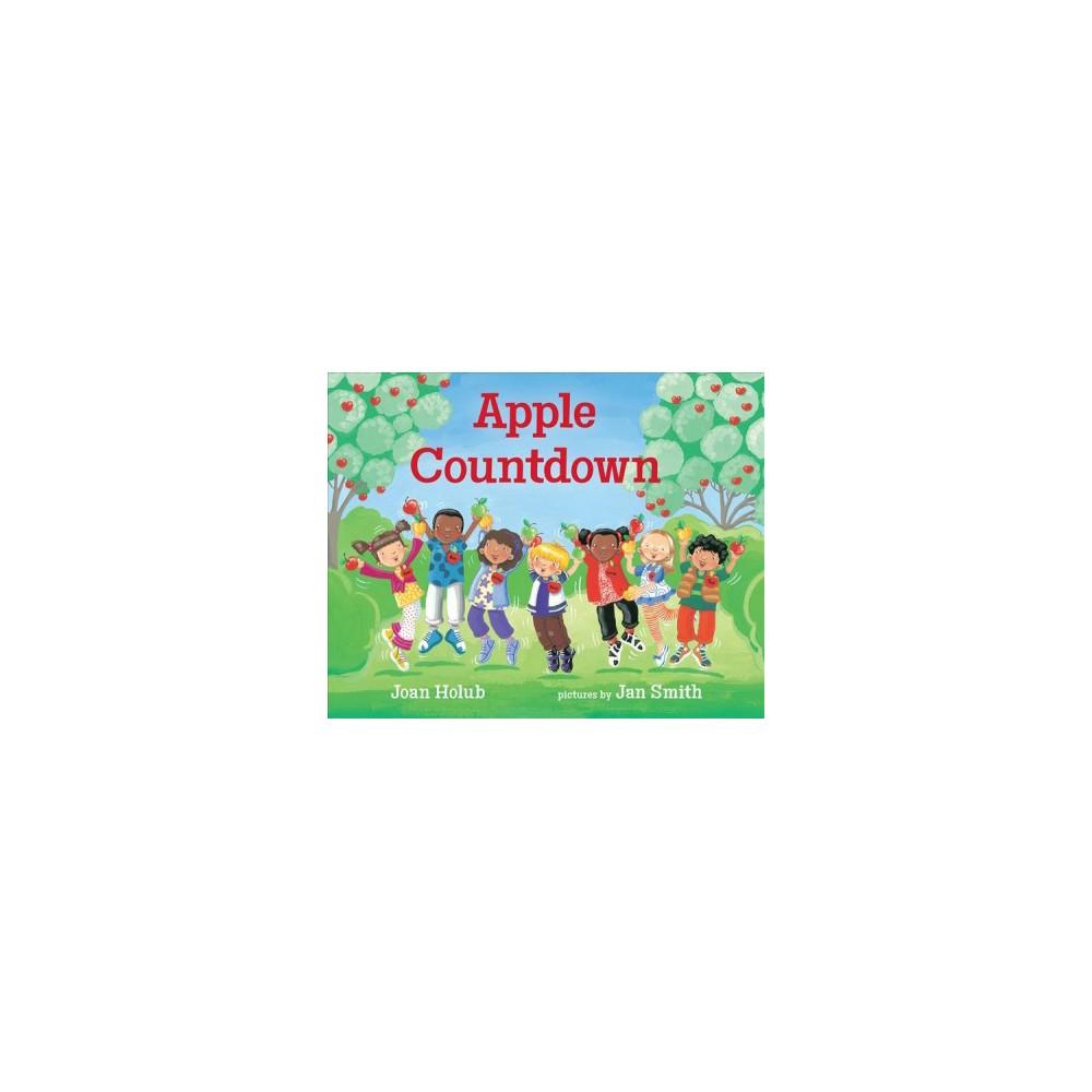Apple Countdown - Reprint by Joan Holub (Paperback)