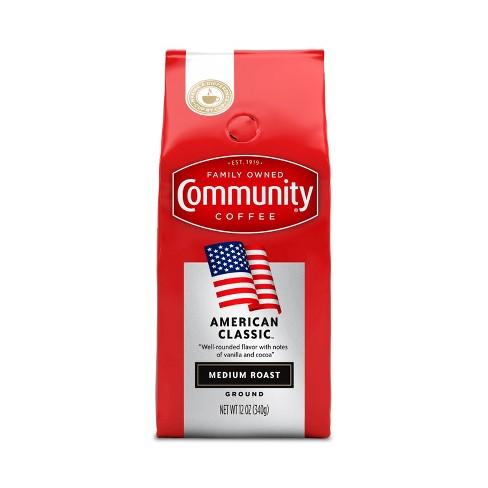 Community Coffee American Classic Medium Roast - 12oz - image 1 of 4