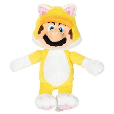 Nintendo Cat Mario Plush