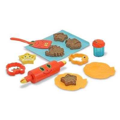 Melissa & Doug Sunny Patch Seaside Sidekicks Sand Cookie-Baking Set