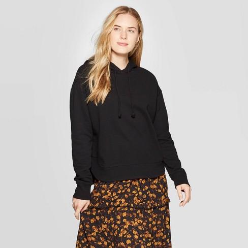 Women's Long Sleeve Hoodie - Universal Thread™ - image 1 of 3