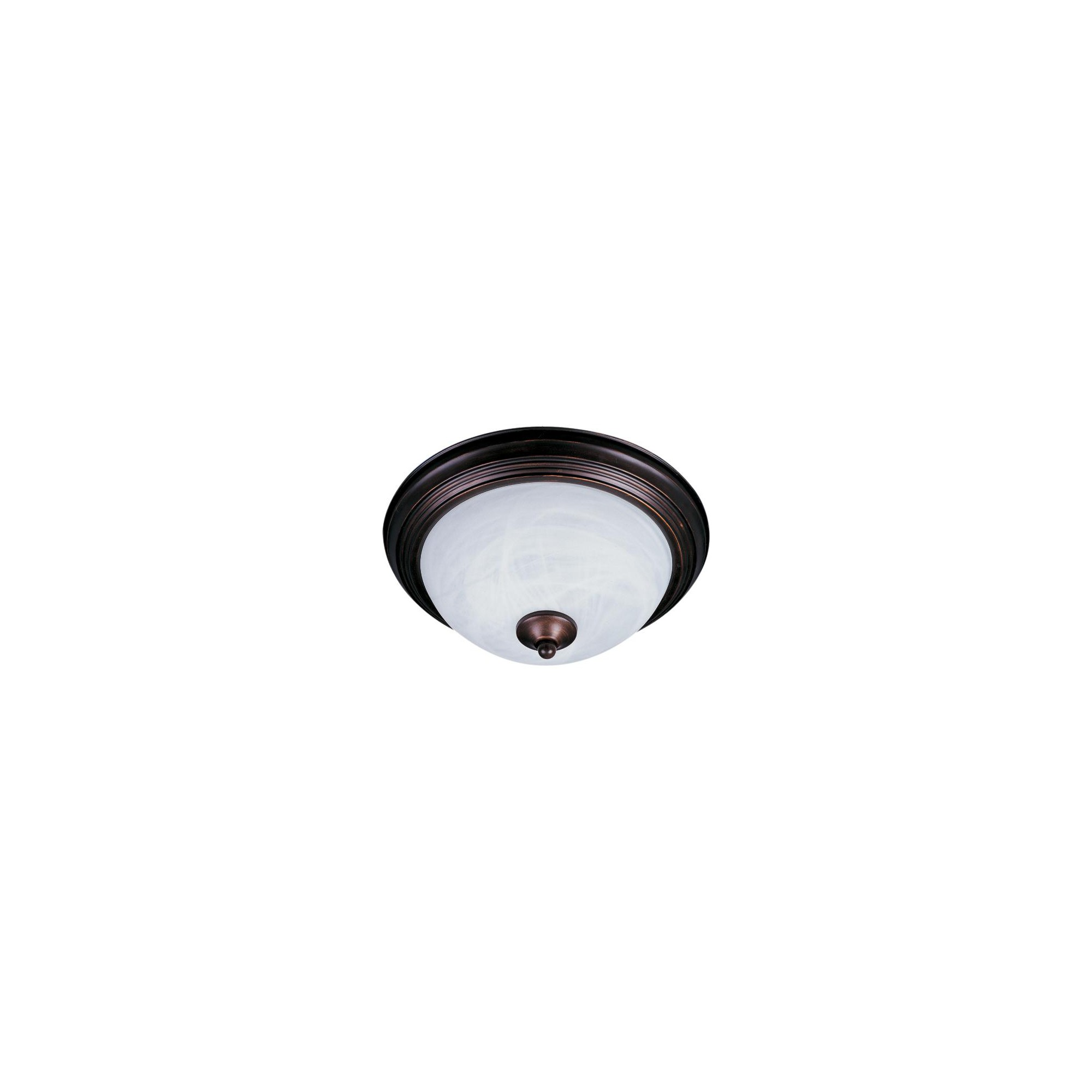 1 Light Flush Mount withDamp Location