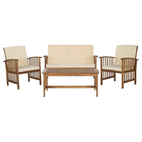 Santorini 4 Patio Piece Conversation, Santorini Patio Furniture