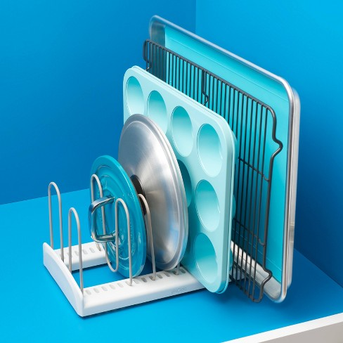 """YouCopia StoreMore Pan & Lid 11"""" Rack - image 1 of 4"""