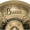 Meinl Byzance Brilliant Heavy Hammered Ride Cymbal 22 in. - image 4 of 4