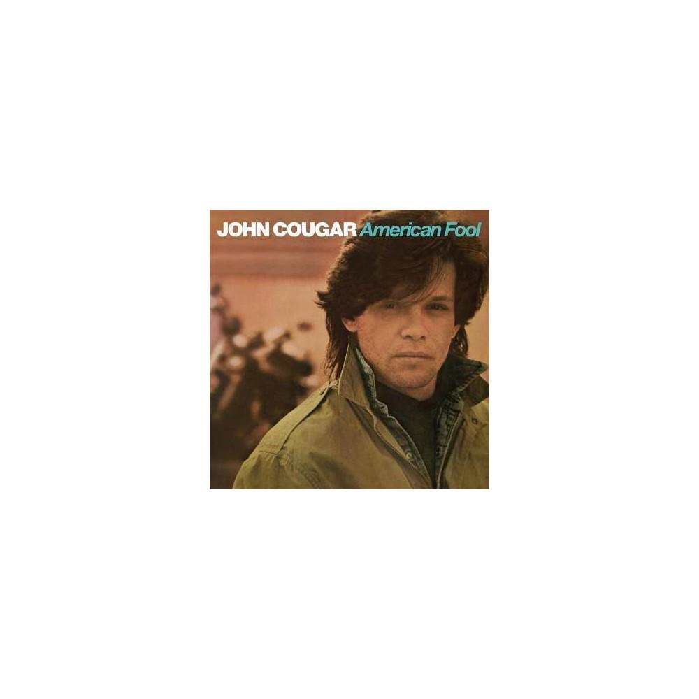 John Mellencamp American Fool Lp Vinyl