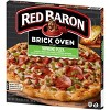 Red Baron Brick Oven Supreme Frozen Pizza - 18.64oz - image 4 of 4