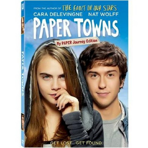 Paper Towns (DVD) - image 1 of 1