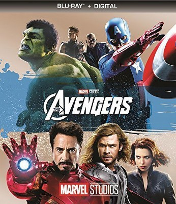 Marvel's The Avengers (Blu-ray + Digital)