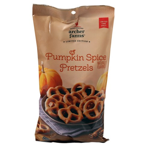 Pumpkin Spice Pretzels - 8oz - Archer Farms™ - image 1 of 1