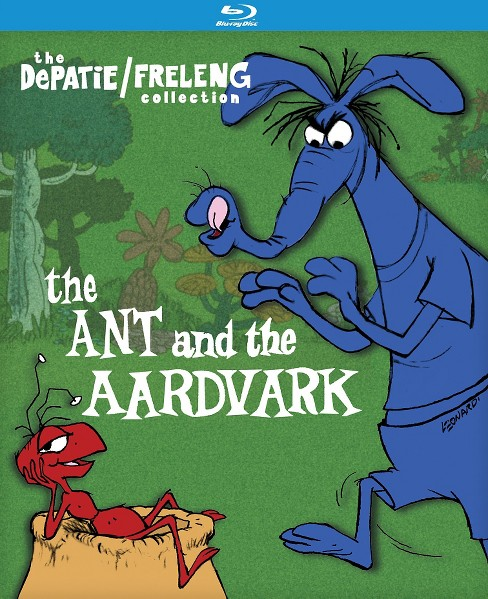 Ant and the aardvark (Blu-ray) - image 1 of 1