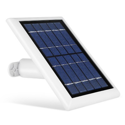 Wasserstein Solar Panel Compatible with Ring Spotlight Cam Battery and Ring Stick Up Cam Battery (1 Pack)