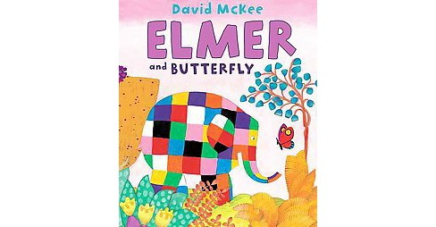 Elmer and Butterfly (Hardcover) (David McKee) - image 1 of 1