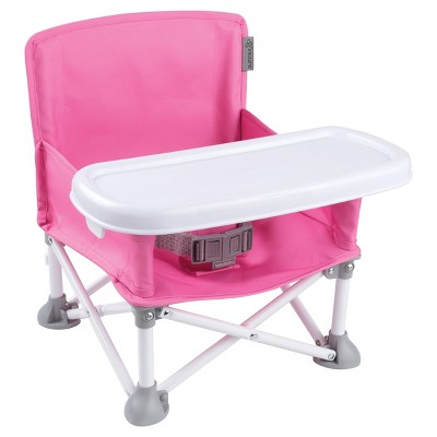 Summer Infant® Pop 'n Sit Portable Booster - Pink