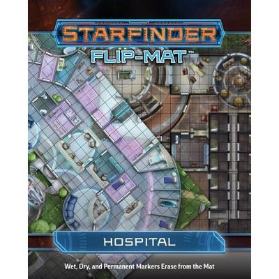 Flip-Mat - Starfinder - Hospital Ziplock
