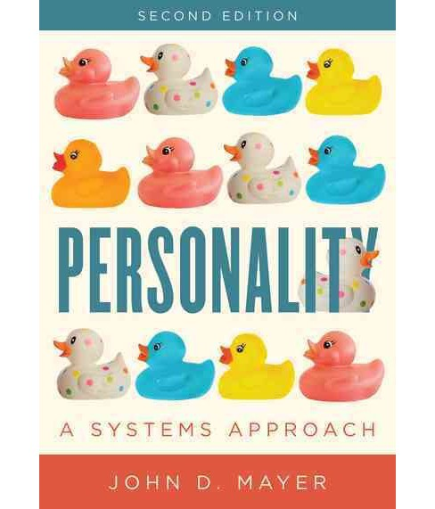 Personality : A Systems Approach (Hardcover) (John D. Mayer) - image 1 of 1