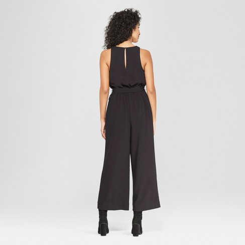 e2a027865e6 Women s Tie Waist Jumpsuit - A New Day™   Target