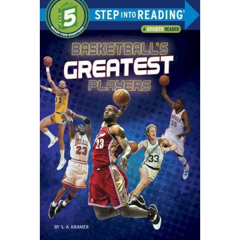 Basketball's Greatest Players - (Step Into Reading) by  S a Kramer (Paperback) - image 1 of 1