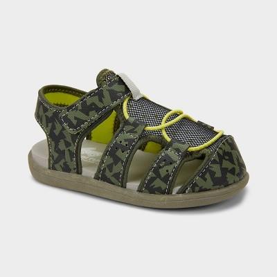 Toddler Boys' See Kai Run Basics Spencer Sandals