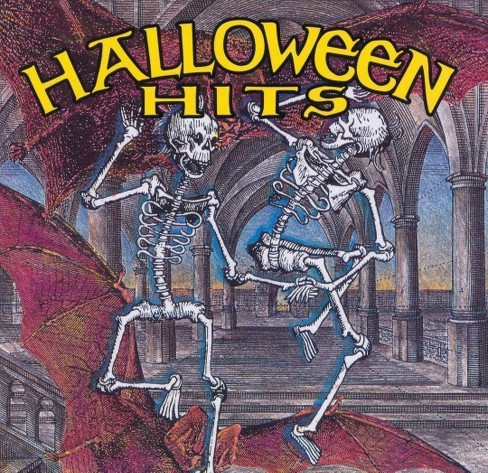 Various - Halloween hits (CD) - image 1 of 1