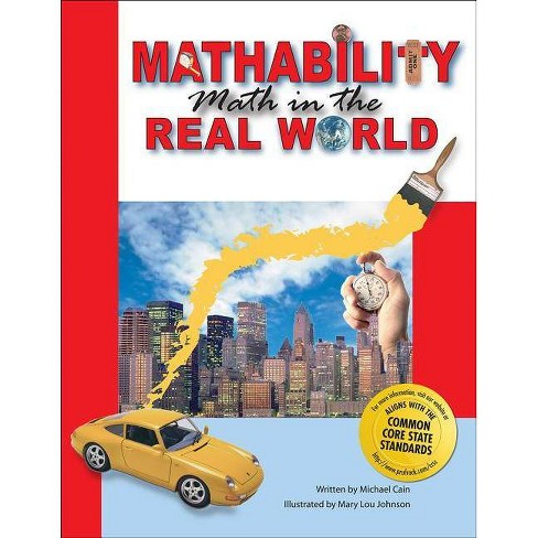 Mathability - by  Michael Cain (Paperback) - image 1 of 1