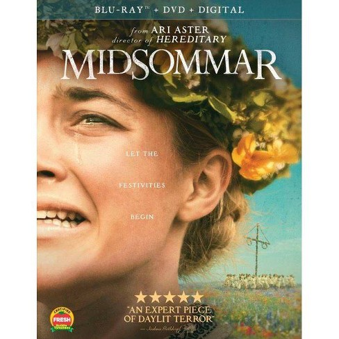 Midsommar (Blu-Ray + DVD) - image 1 of 1