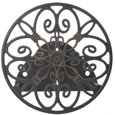 Liberty Garden Products LBG-N-670 Decorative 125 Foot Hose Wall Mount Butler
