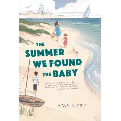 The Summer We Found the Baby - by Amy Hest