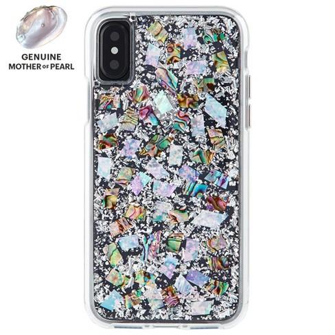 Case-Mate iPhone Xs Karat - Pearl Case (2-Piece) - image 1 of 4