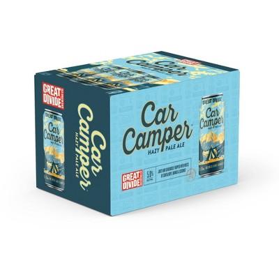 Great Divide Brewing Co. Car Camper Hazy Pale Ale Beer - 6pk/12 fl oz Cans