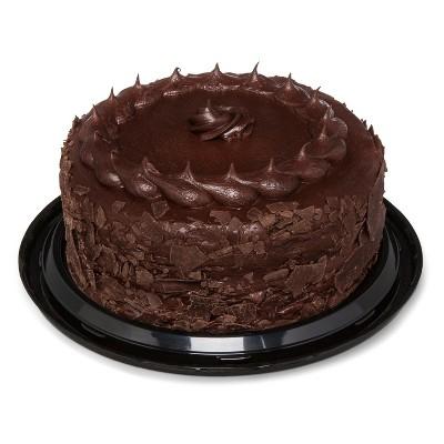 "Double Chocolate Cake - 9"" - Market Pantry™"