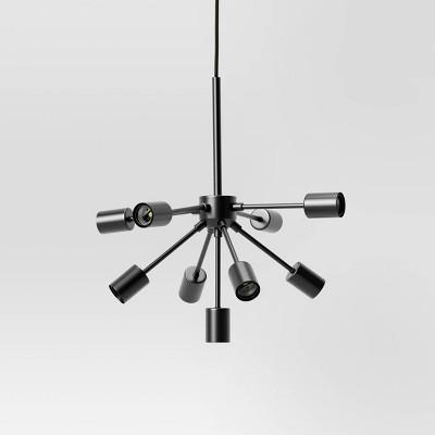 Menlo Asterisk Ceiling Light Black - Project 62™