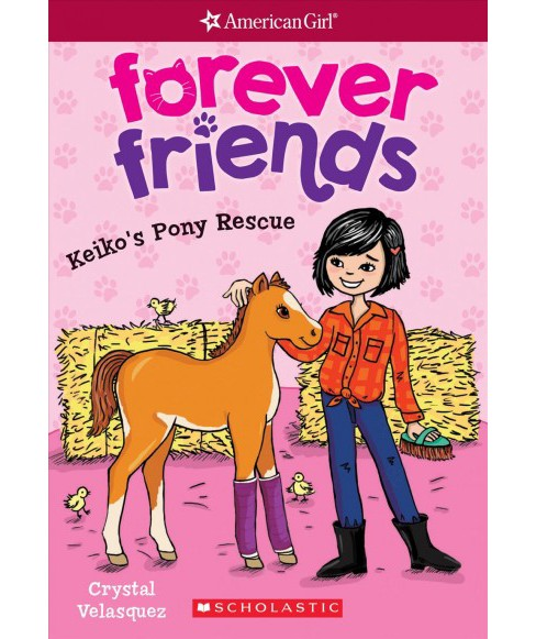 Forever Friends Keikos Pony Rescue by Crystal Velasquez - image 1 of 1