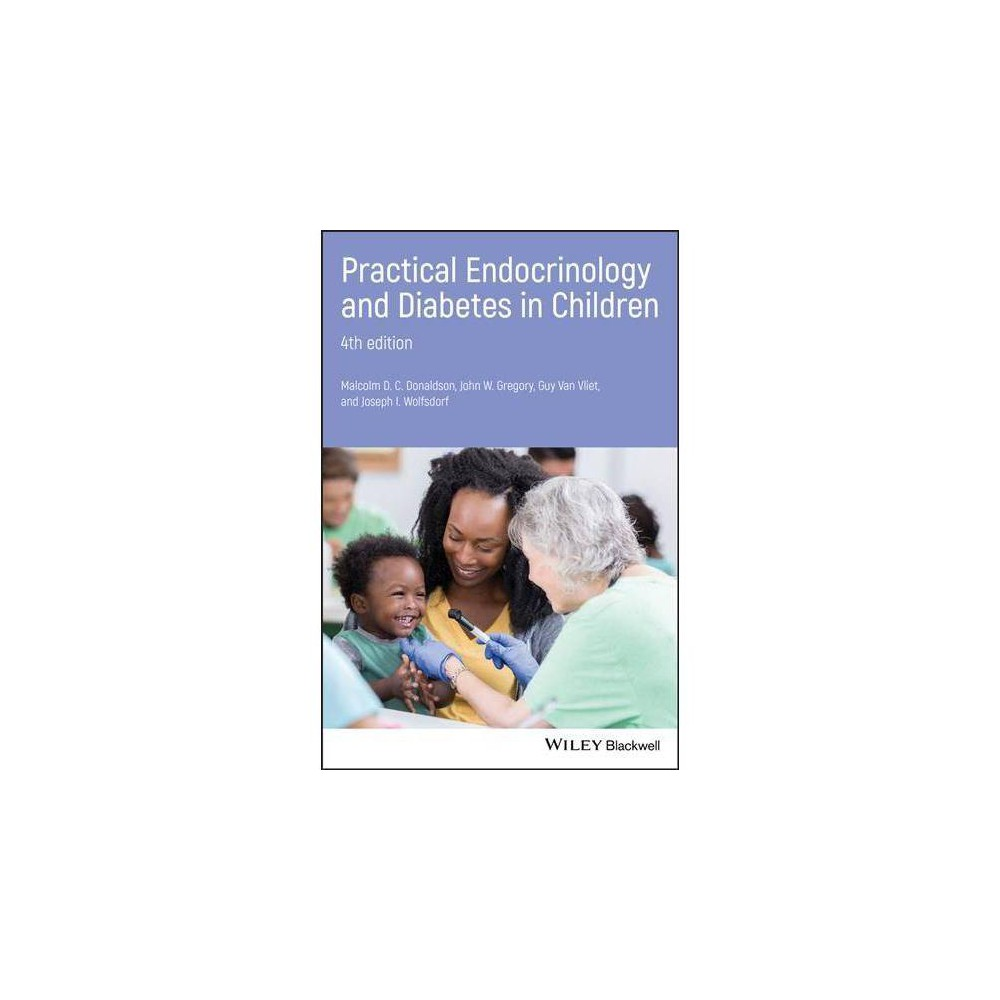 Practical Endocrinology and Diabetes in Children - 4 (Hardcover)