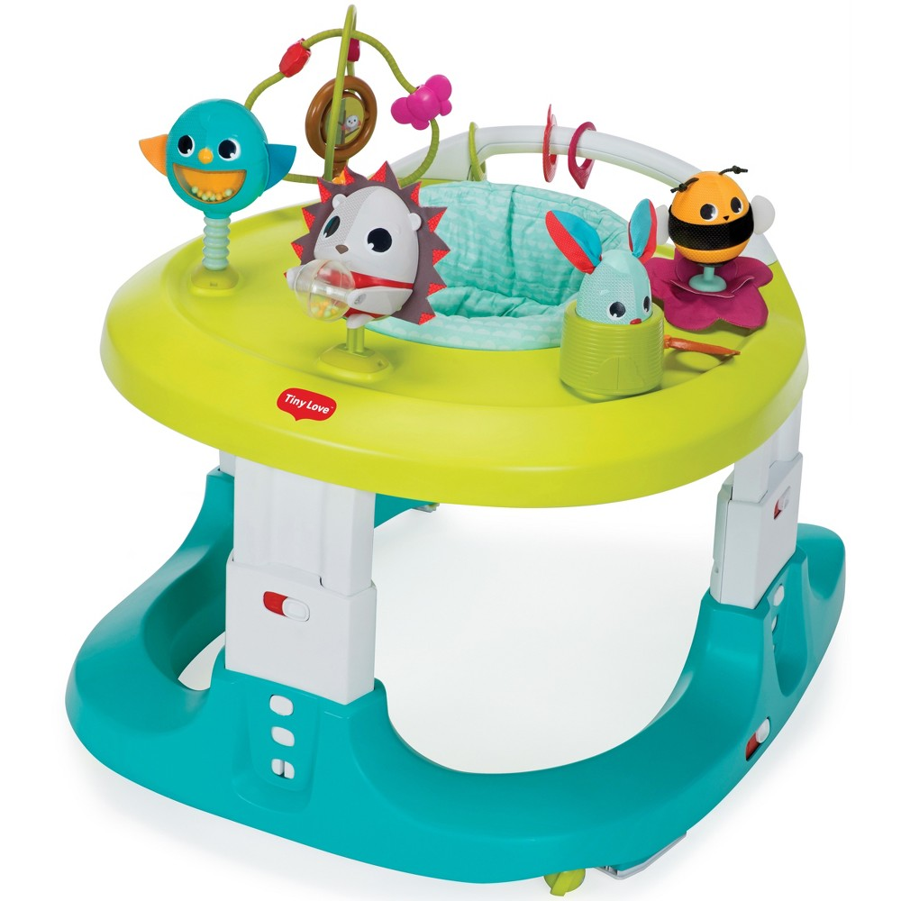 Image of Tiny Love 4-in-1 Here I Grow Mobile Activity Center - Meadow Days