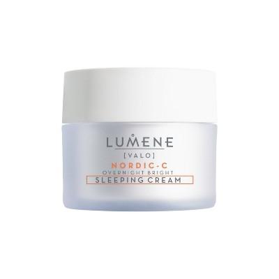 Lumene Valo Overnight Bright Sleeping Cream with Vitamin C - 1.7 fl oz