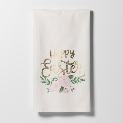 Happy Easter Kitchen Towel - Threshold™