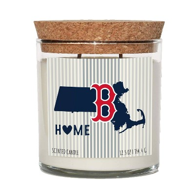 MLB Boston Red Sox Home State Candle