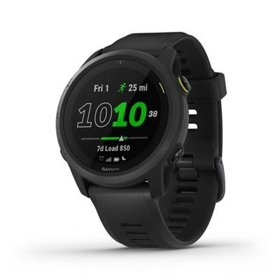 Garmin Forerunner 745 GPS Running and Triathlon Smartwatch - Black