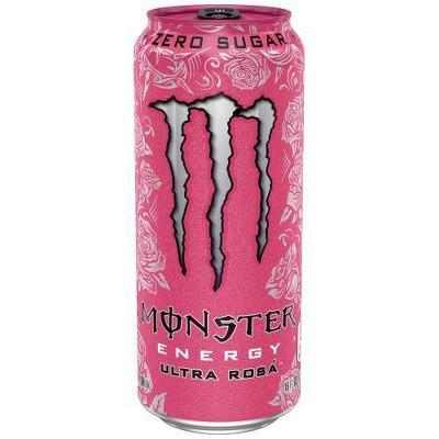 Monster Ultra Rosa Energy Drink - 16 fl oz Can