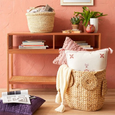 Eclectic Entryway Decor with Owl Basket Collection - Opalhouse™