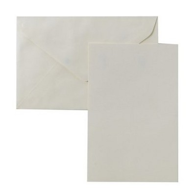 Blank Note Cards with Envelopes (50ct)