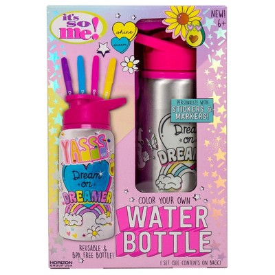 Water Bottle Kit - It's So Me