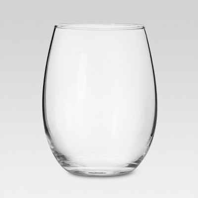 12pc Stemless Wine Glasses 17 fl oz - Threshold™