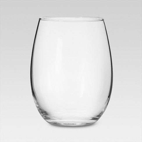 12pc Stemless Wine Glasses 17 fl oz - Threshold™ - image 1 of 3