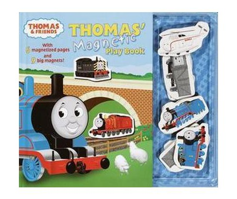 Thomas' Magnetic Playbook (Hardcover) - image 1 of 1