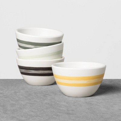 4pk Melamine Mini Bowl - Hearth & Hand™ with Magnolia